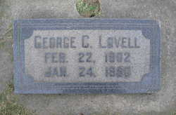 George Collier Lovell