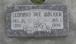 Leonard Dee Walker
