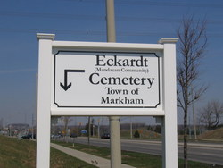 Eckardt Cemetery