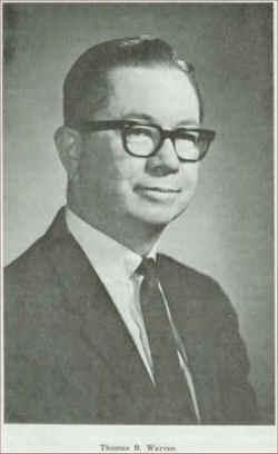 Thomas Bratton Warren
