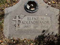 "Elene M ""Helen"" <I>Calevas</I> Kolendrianos"
