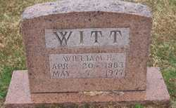 William H Witt