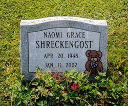 Naomi Grace Shreckengost