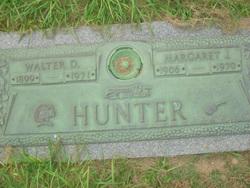 Walter D Hunter