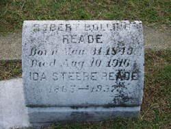 Robert Bolling Reade