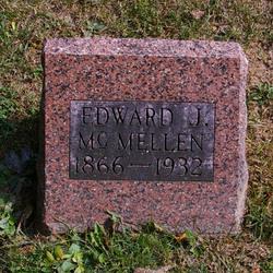 Edward J McMellen
