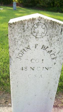 John Frank Black