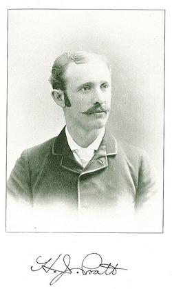 Harcourt Joseph Pratt