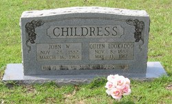 Queen <I>Lookadoo</I> Childress