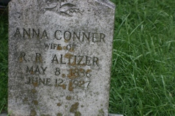 Mary Anna <I>Conner</I> Altizer