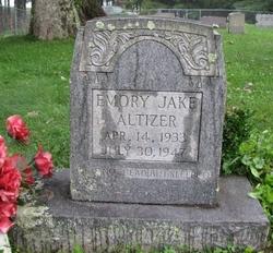 Emory Jake Altizer