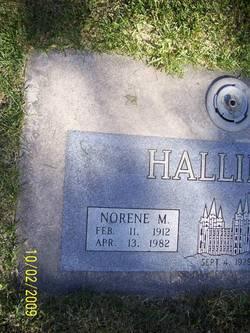 Norene Marie <I>Gibby</I> Halliday