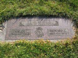 Mattie Maude <I>Bissell</I> Abell