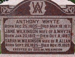 Anthony Whyte