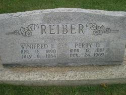 Winifred E <I>Herman</I> Reiber