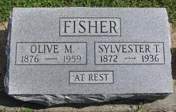 Olive Mary <I>Firestone</I> Fisher