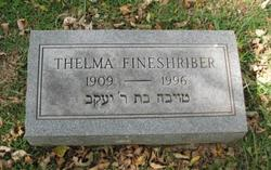 Thelma Fineshriber