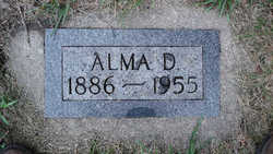 Alma Dorothea Burmeister