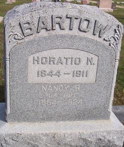Nancy R <I>Augustine</I> Bartow