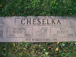 Peter J Cheselka