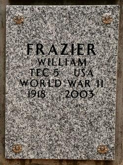 William Frazier