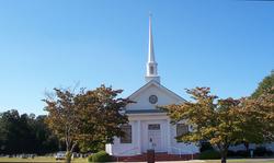Mechanicsville Baptist Church Cemetery