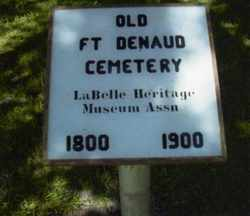 Fort Denaud Cemetery