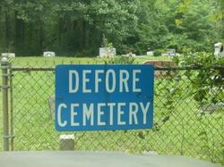 Defore Cemetery