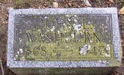 John L Washburn