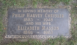 Lieut Philip Harvey Chrysler