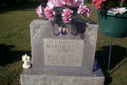 Margie Mae Bow
