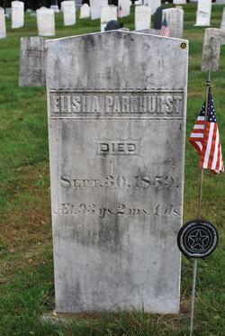 Elisha Parkhurst