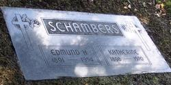 Edmund H Schambers