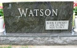 Kirk Edward Watson