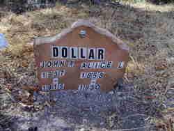 Alice Luella <I>Shields</I> Dollar