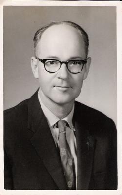 Rev Eugene Oliver McGraw