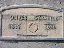 Oliver Stratton Jr.