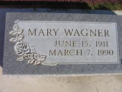 Mary <I>Adolph</I> Wagner