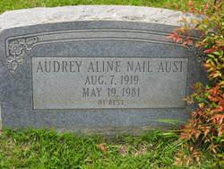 Audrey Aline <I>Nail</I> Aust