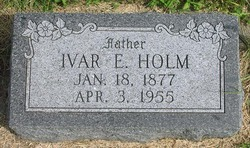 Ivar Emil Holm