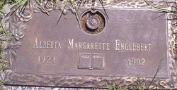Alberta Margarette Englebert