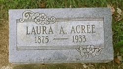 Laura A. <I>Kane</I> Acree