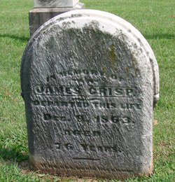 James D Crisp