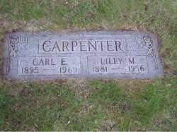 Lilly Mae <I>Burch</I> Carpenter