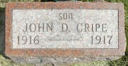 John David Cripe