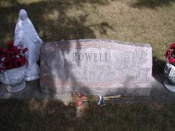 Carl A. Rowell