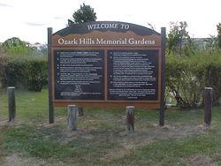 Ozark Hills Memorial Gardens