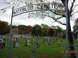 Waterloo Cemetery