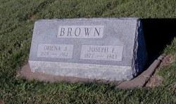 Joseph F. Brown