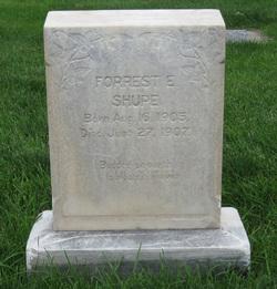 Forrest E. Shupe